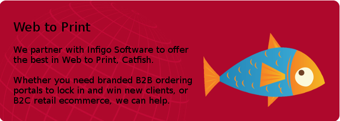 Catfish Web To Print Solutions